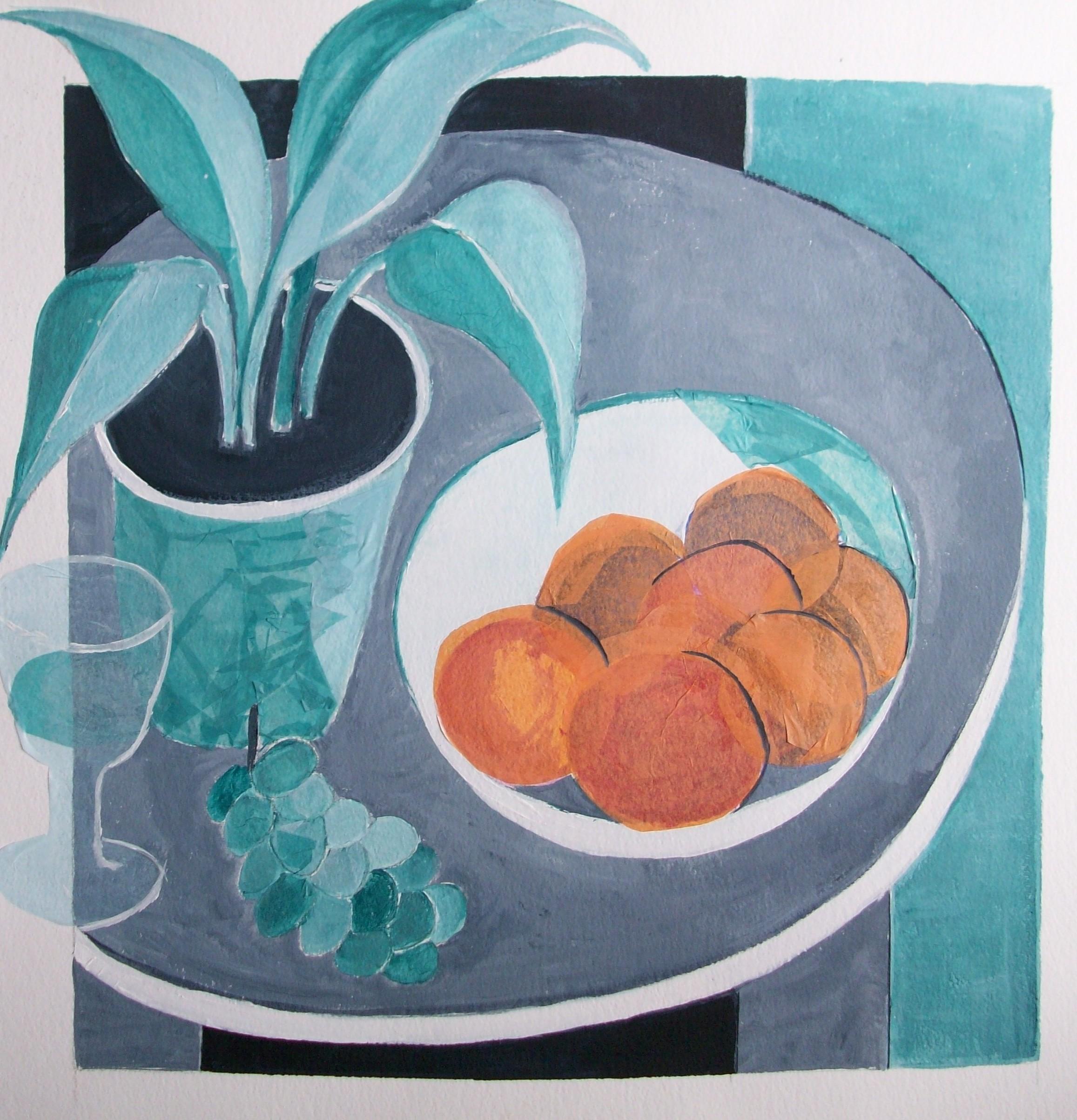Oranges (Sq)